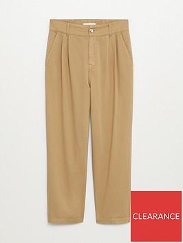 mango-straight-leg-cropped-trouser