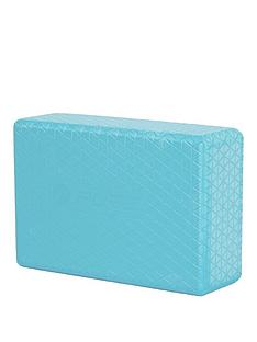 pure2improve-yoga-block-blue