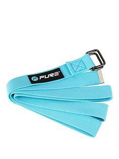 pure2improve-yoga-strap-blue