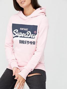 superdry-vintage-logo-pastel-hoodie-pink