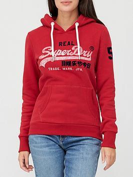 superdry-vintage-logo-varsity-hoodie-red