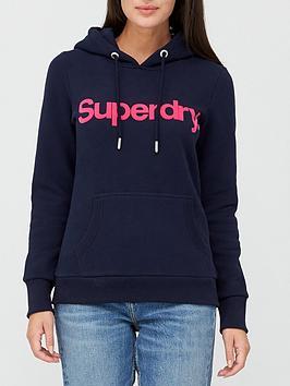 superdry-branded-flocked-hoodie-navy