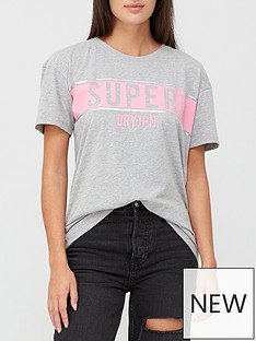 superdry-panel-t-shirt-grey