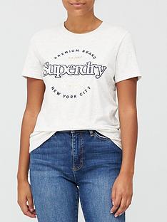 superdry-established-t-shirt-oatmeal