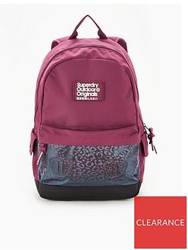 superdry-leopard-mesh-pocket-montana-backpack-purple