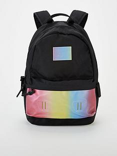 superdry-reflective-ombre-montana-backpack-black