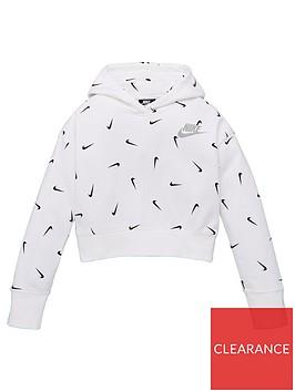 nike-girls-nsw-all-over-printnbspcrop-ft-hoodie-white-black