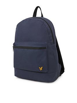 lyle-scott-backpack-dark-navy