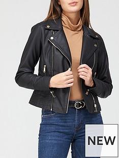 v-by-very-stitch-detail-faux-leather-biker-jacket-black