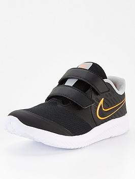 nike-star-runner-2-childrens-trainer-black-orange