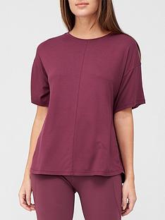 v-by-very-athleisure-seam-detail-t-shirt-plum