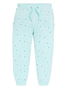 mini-v-by-very-girls-spot-print-single-jogger-aqua