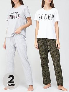 v-by-very-valuenbsp2-pack-pyjamas-print