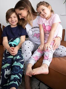 v-by-very-ladies-mini-me-mumosaurusnbspdinosaur-pyjamas-white