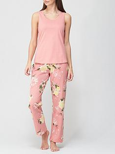 v-by-very-floral-vest-and-trouser-pyjamas-pink-floral