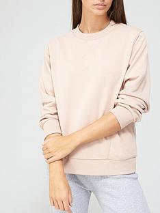 v-by-very-ath-leisurenbspseam-detail-sweat-top-blush