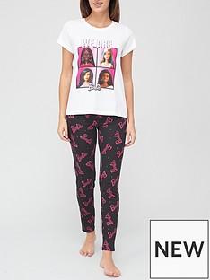 barbie-we-are-barbie-pyjamas-print