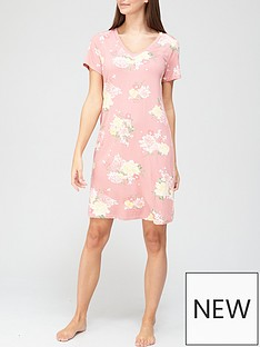 v-by-very-v-neck-mothers-daynbspnightdress-pink-floral
