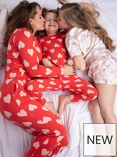 v-by-very-ladies-heart-mothers-day-familynbsppyjamas-heart-print