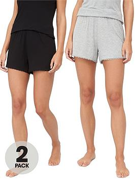 v-by-very-valuenbspmix-amp-match-2-pack-lace-trim-shorts-multi