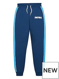 fortnite-boysnbspside-stripe-joggers-bluenbsp