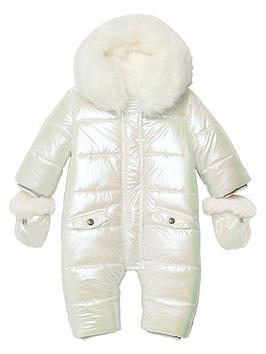 river-island-baby-baby-girls-iridescent-snowsuit--nbspwhite