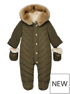 river-island-baby-baby-quilted-faux-fur-hooded-snowsuit-khaki