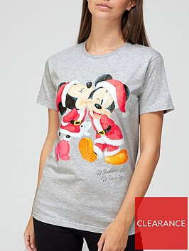 v-by-very-christmas-mickey-minnie-t-shirt-grey-marl