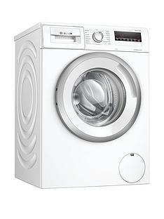 bosch-wan28281gb-8kg-wash-1400-spin-washing-machine-white-silver-door