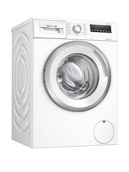 Bosch Wan28281Gb 8Kg Wash, 1400 Spin Washing Machine - White / Silver Door