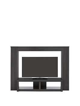 Camberley Tv Cabinet - Dark Oak Effect - Fits 65 Inch Tv