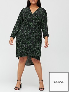 v-by-very-curve-midi-wrap-stretch-dress-print