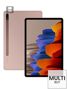 samsung-galaxy-tab-s7-4g-128gb-11-inch-ultra-hd-tabletnbsp--bronze