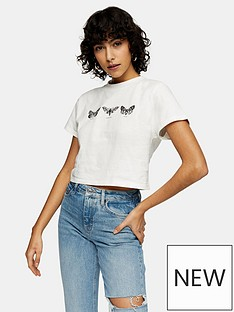 topshop-butterfly-t-shirt-white