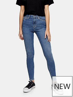 topshop-30-jamie-frayed-hem-jeansnbsp--blue