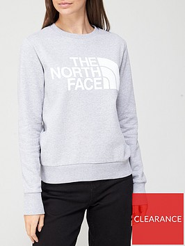 the-north-face-standard-crew-neck-top-grey