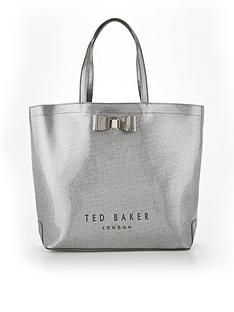 ted-baker-bow-glitter-large-icon-silvernbsp