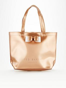 ted-baker-bow-small-icon-bag-rose-gold