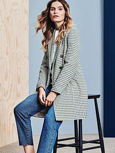dorothy-perkins-double-breasted-check-coat-creamnbsp