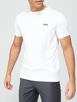 hugo-dero-small-chest-logo-t-shirt-whitenbsp