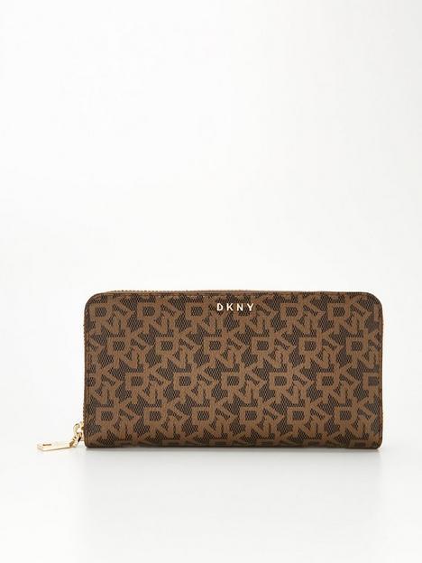 dkny-bryant-coated-logo-continental-purse-mocha
