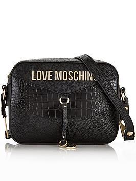 love-moschino-mixed-texture-cross-body-camera-bag-black
