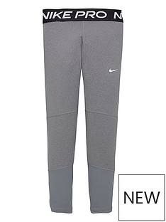 nike-girls-pronbsptight-grey