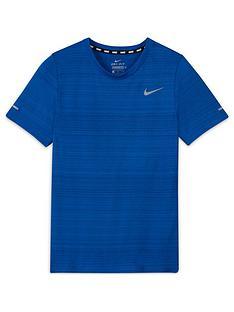 nike-boysnbspdri-fit-miler-running-t-shirt