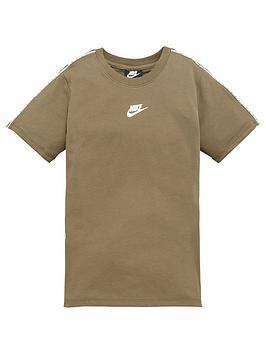 nike-boys-nsw-repeat-short-sleeve-t-shirt--khaki