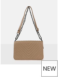 missguided-cyber-quilted-cross-body-bag