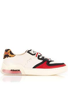 coach-city-sole-leather-court-trainers-redwhite