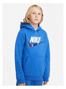 nike-boys-nswnbspclubnbsppullover-hoodie-blue
