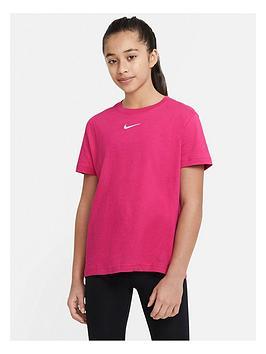 Nike Girls Nsw Bf Tee Essential
