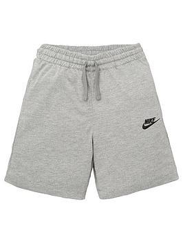 nike-boys-nsw-jersey-short-grey